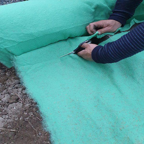 Gräsmatta klippa turfquick